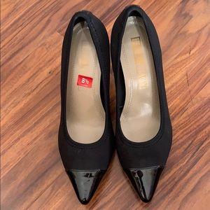 NEW without box black Ellen Tracy heels